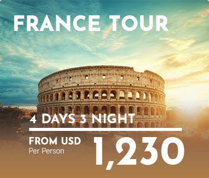 France Tour Package